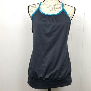 Active by Old Navy Loose Fit Tank with Sports Bra